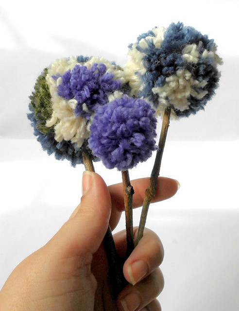 Pon Pon Flowers 07