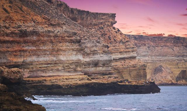 Garths Rock, Quobba, Western Australia