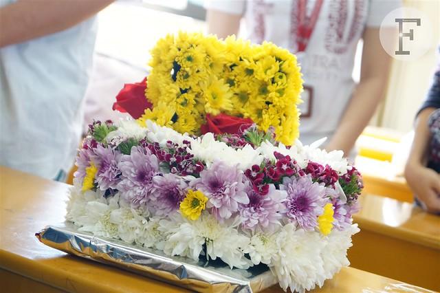 Cuộc thi cắm hoa