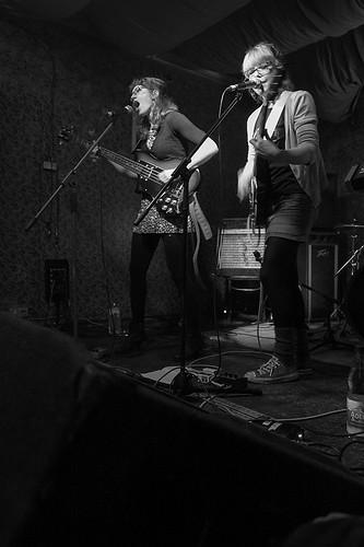 the anna thompsons 16.01.2014 @ Schokoladen, Berlin