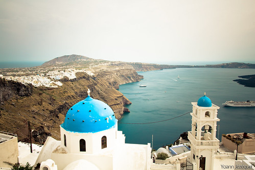 greece santorini by Zeeyolq Photography
