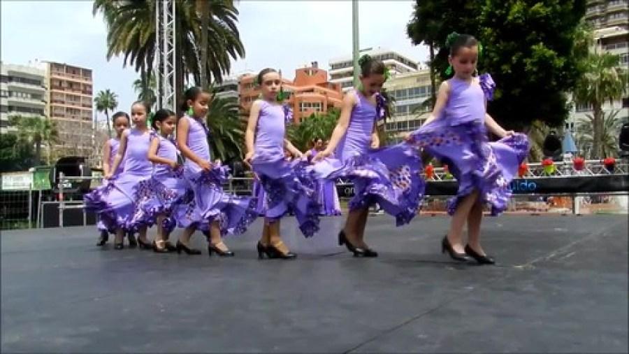 VII Feria de Abril Las Palmas Escuela de Danza Javier del Real video 03