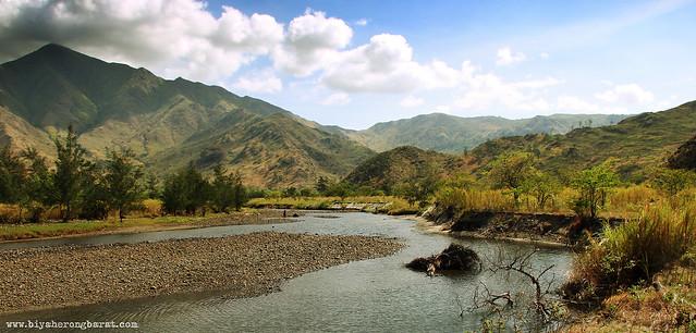 Nagsasa Cove river trekking San Antonio Zambales