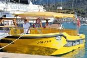 Puerto Soller Taxi Boat