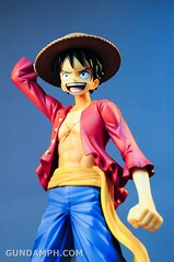 Monkey D. Luffy - P.O.P Sailing Again - Figure Review - Megahouse (27)