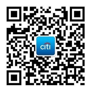02_WeChat「花旗銀行」官方帳號QR Code