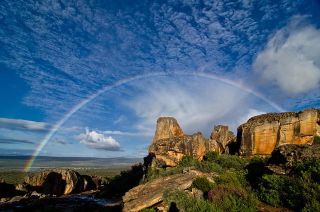 essays on rainbows