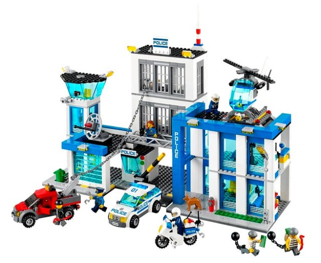 60047 Police Station