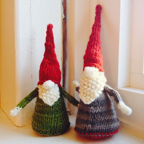 Gnome with Buddy