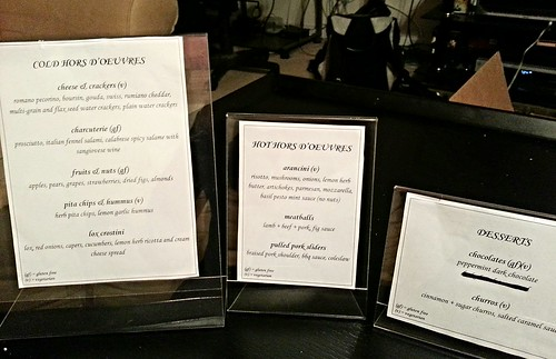 appetizer menus by pipsyq