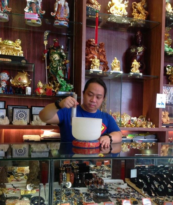 Phoenix dragon Feng shui store