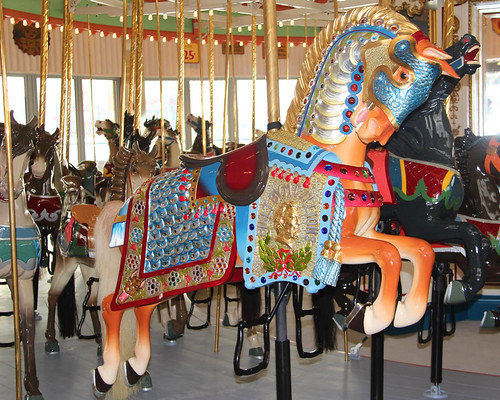 Lead Horse on B&B Carousell