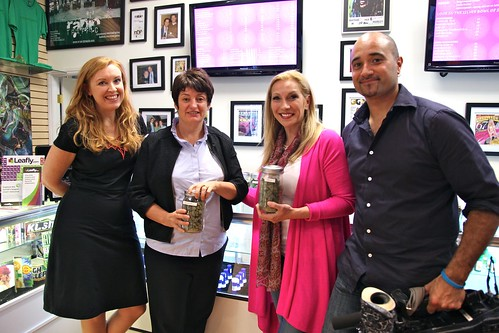 3rd Degree New Zealand TV Show Feature on Cheryl Shuman Beverly Hills Cannabis Club by CherylShumanInc