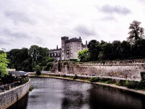Kilkenny Castle by SpatzMe