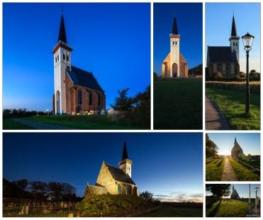 Het kerkje van Den Hoorn - Texel