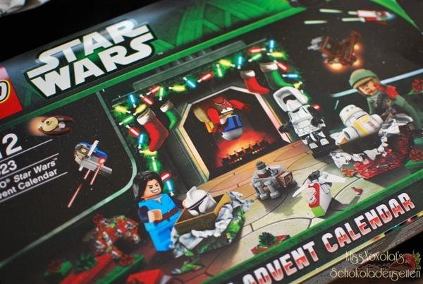 Lego Star Wars Adventkalender