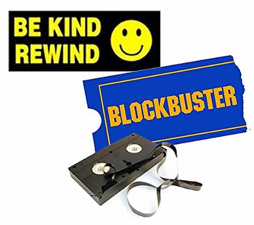 Felony Failure to Return VHS Rental Tape