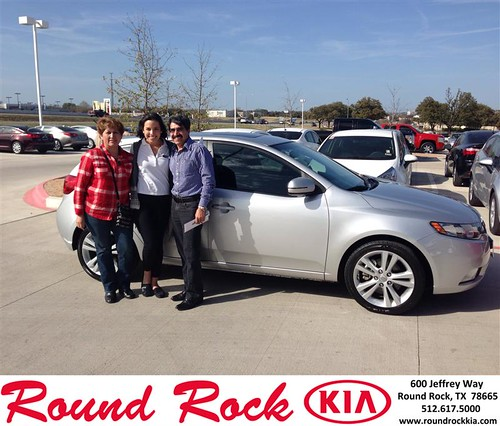Thank you to Norma Leos on your new 2011 #Kia #Forte 5-Door from Andi Wilson and everyone at Round Rock Kia! #NewCarSmell by RoundRockKia