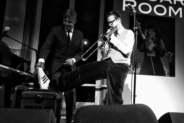 Mr B The Gentleman Rhymer at the Royal Albert Hall