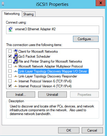 ZFS iSCSI LUN MPIO Setup Windows Server   HIGHLNK