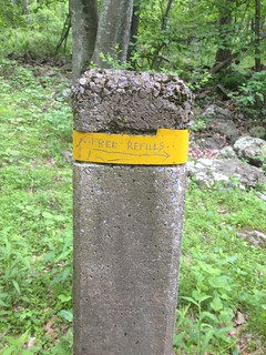 Concrete Spring Post