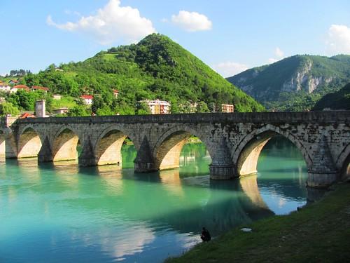 Visegrad, Bosnia-Mehmed Pasah Sokolovic Bridge