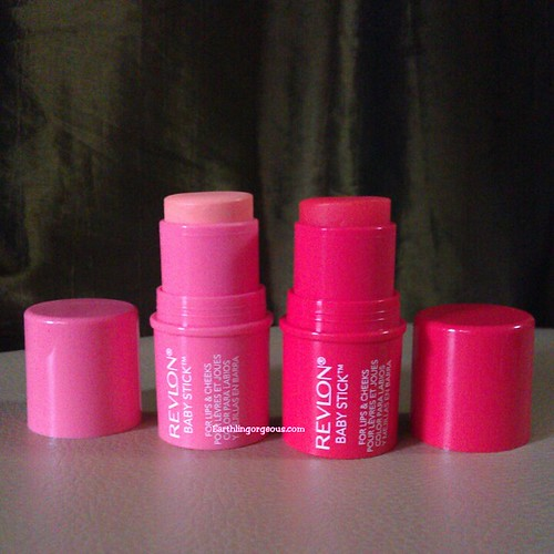 Revlon Baby Stick Review