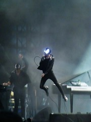 The Bloody Beetroots @ Rock en Seine 2013