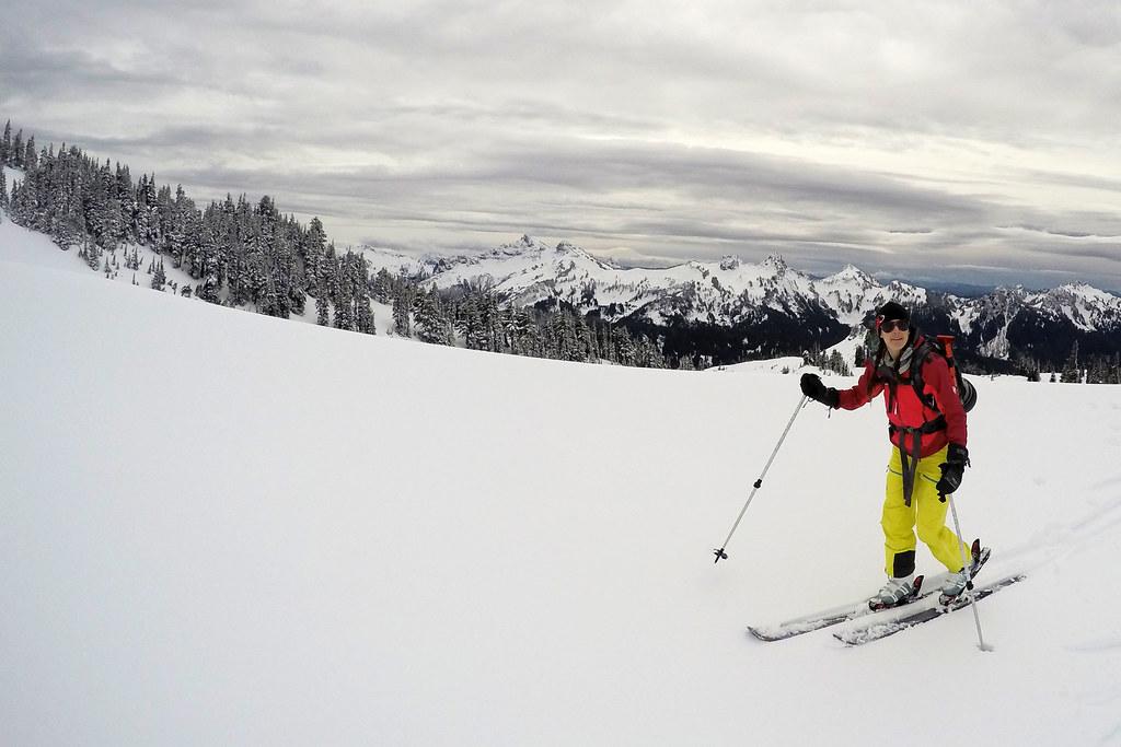 Backcountry Ski Class - Mount Rainier