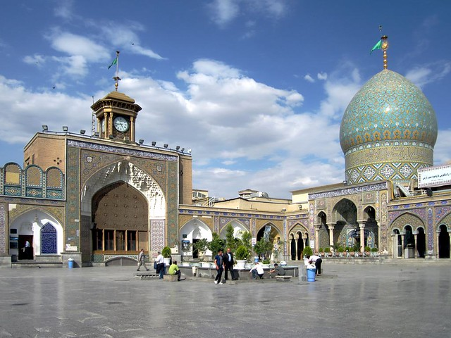 Holy Shrine of Abdulazim