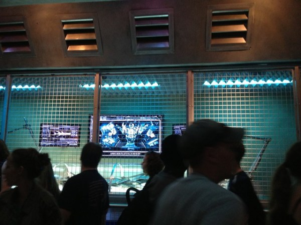 Transformers: The Ride 3D at Universal Oralndo