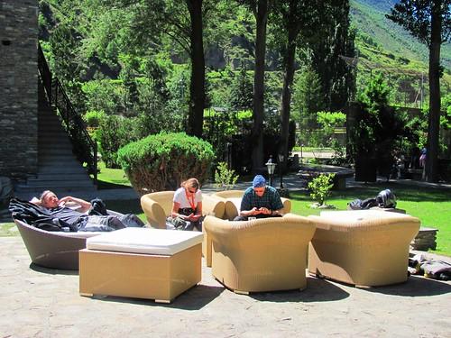 Pyrenees Lunch Stop Siesta