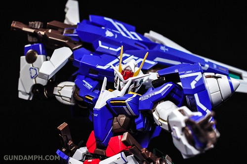 Metal Build 00 Gundam 7 Sword and MB 0 Raiser Review Unboxing (68)