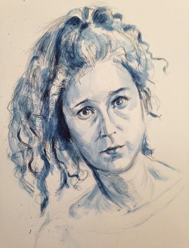 Silvia by Husdant