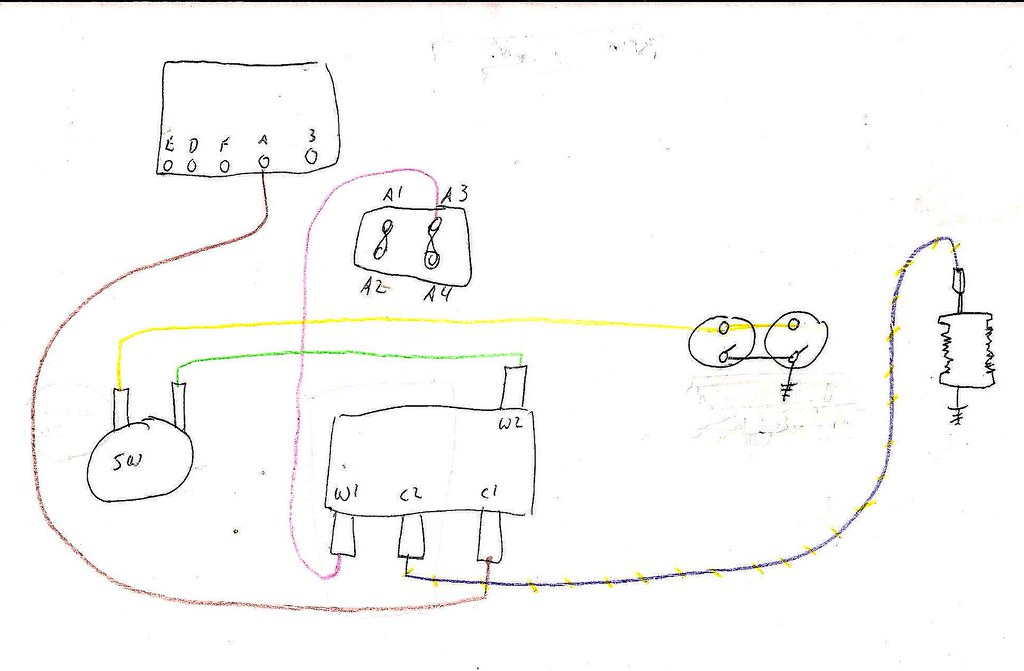 tr3 overdrive wiring diagram