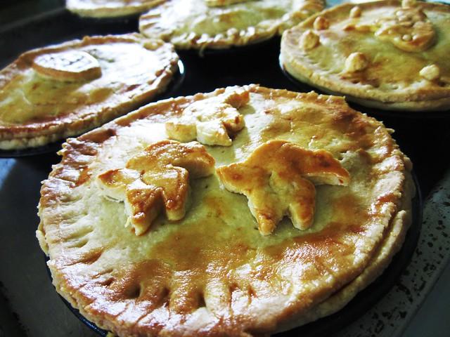 Melissa's pies