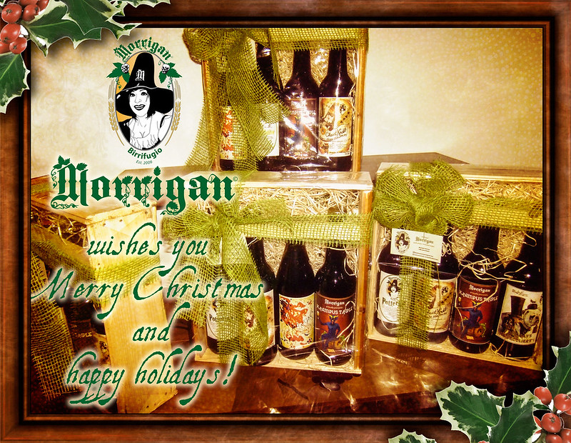 Merry holidays from Morrigan!