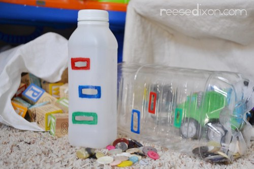 Button Sorting Toy