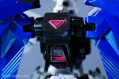 Metal Build Freedom Gundam Prism Coating Ver. Review Tamashii Nation 2012 (79)