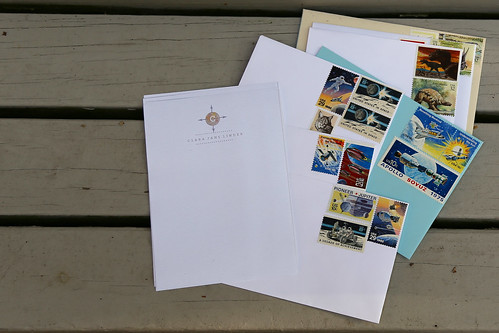 stationary & envelopes