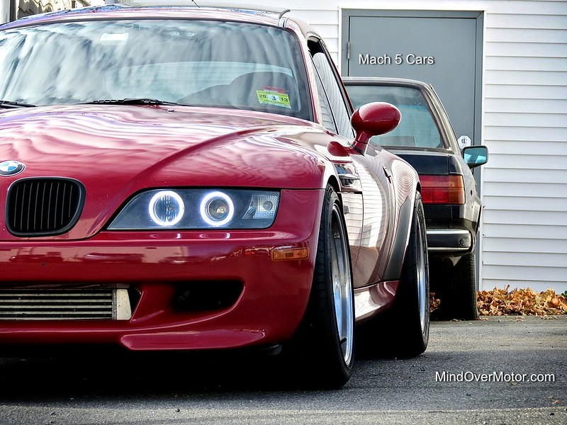 Turbo BMW M Coupe