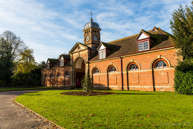The stables block, Kingston Lacy