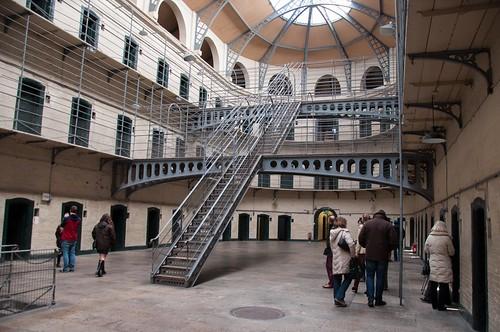 Kilmainham Gaol by ~ Marjolein ~