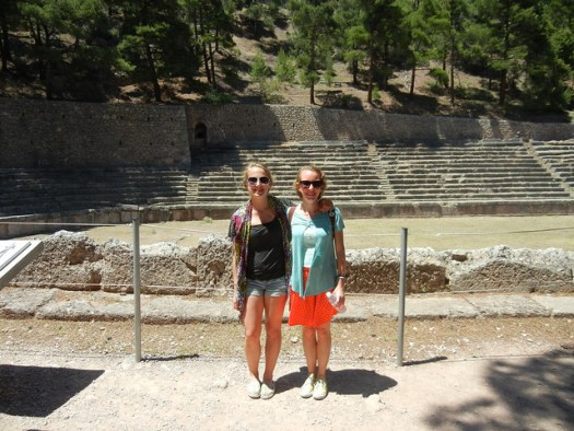 Summer 2012 - Europe, D5 Corinth Canal and Itea, Greece - 18