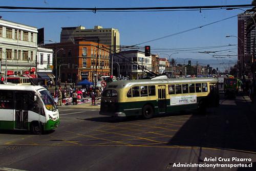 Valparaíso desde Tur Bus