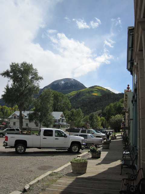 Picture from Lake City, Colorado