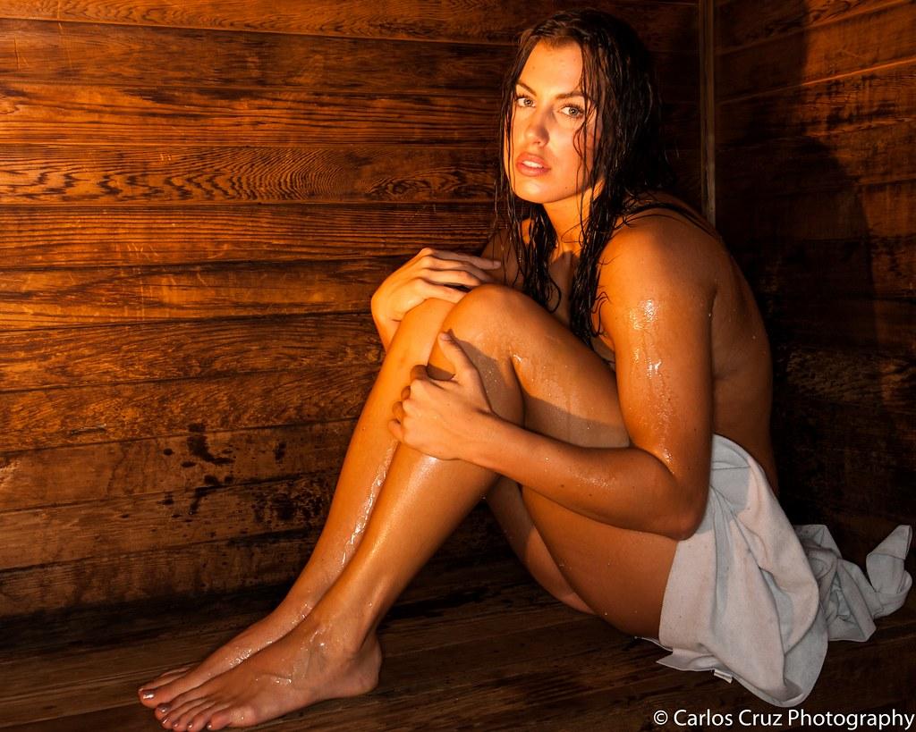 Teen Sauna Naked