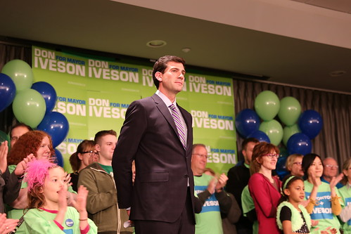 Don Iveson Rally