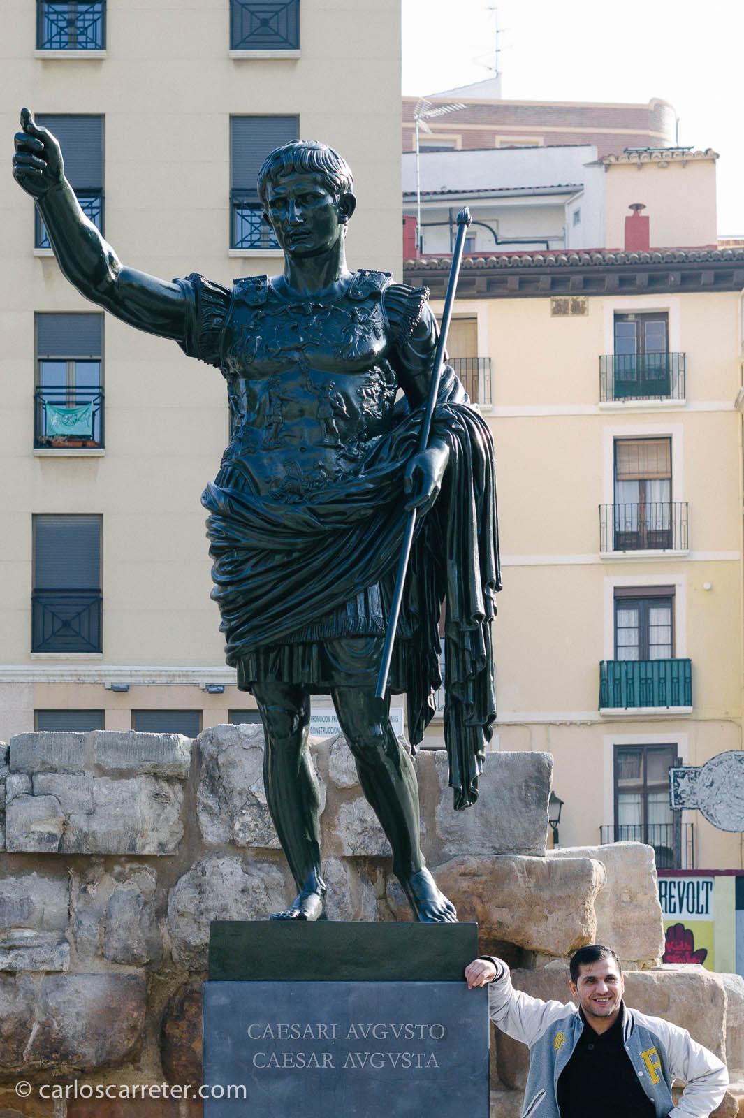 César Augusto