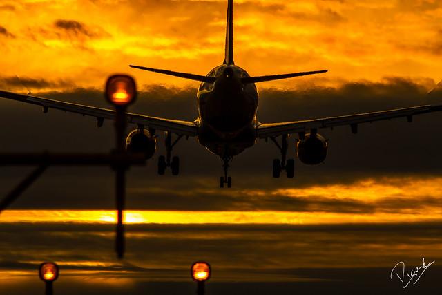 Orange turbulences